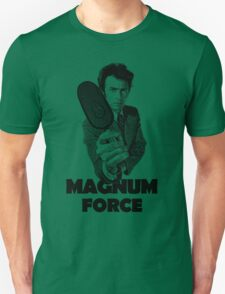 Dirty Harry Magnum Force Unisex T-Shirt