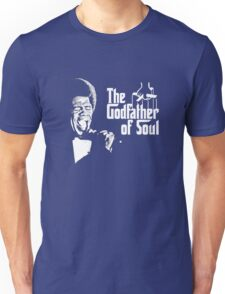 The Godfather of Soul - James Brown Unisex T-Shirt