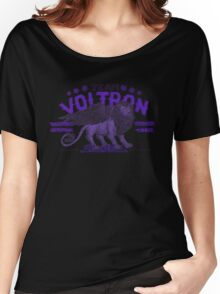 Black Paladin Vintage Shirt Women's Relaxed Fit T-Shirt