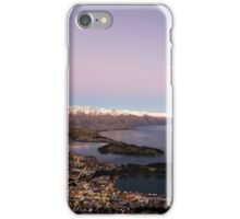 Queenstown Views  iPhone Case/Skin