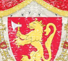 Norwegian Coat of Arms Norway Symbol Sticker