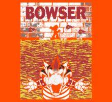 Bowser Kids Tee