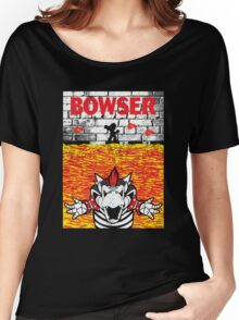 Bowser Women's Relaxed Fit T-Shirt