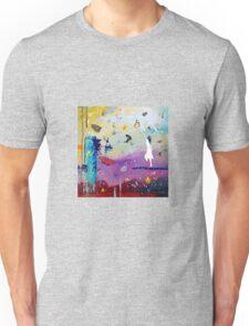 Butterflies and Me Unisex T-Shirt