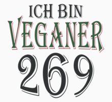 Ich bin Veganer - 269 Kids Clothes