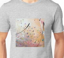 Fly Fly Pretty Wings Unisex T-Shirt
