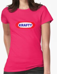 KRAFTY Womens Fitted T-Shirt