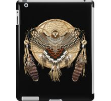 Red-Tail Hawk Dreamcatcher Mandala iPad Case/Skin