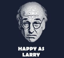 Happy as Larry  One Piece - Short Sleeve