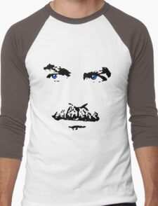 Tom Selleck - Magnum PI Men's Baseball ¾ T-Shirt