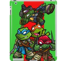 Teenage mutant ninja turtles MOVIE VERSION!!!!! iPad Case/Skin