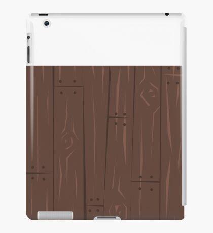 Wooden Planks iPad Case/Skin