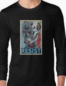 RESIST - Terminator Salvation Long Sleeve T-Shirt