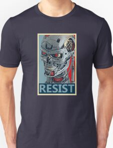 RESIST - Terminator Salvation Unisex T-Shirt