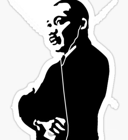 iDream - Martin Luther King Sticker