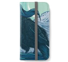 The Raven  iPhone Wallet/Case/Skin