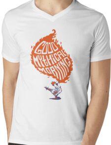 mythical Mens V-Neck T-Shirt