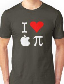 I Love Apple Pi Unisex T-Shirt