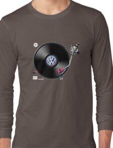 VW Tuning Long Sleeve T-Shirt