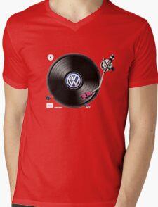 VW Tuning Mens V-Neck T-Shirt