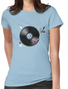 VW Tuning Womens Fitted T-Shirt