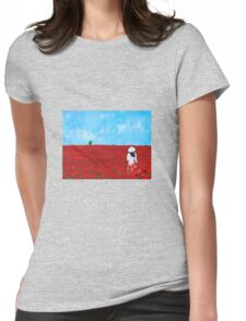 Being a Woman #4 Womens Fitted T-Shirt