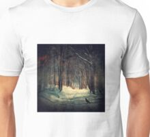 Winter Path Unisex T-Shirt