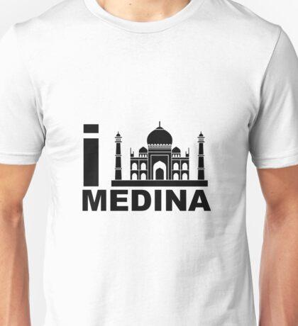I LOVE MEDINA Unisex T-Shirt