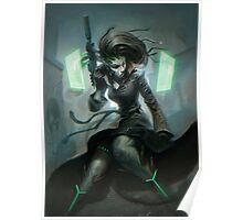Hraks, Nephilim Emissary Poster