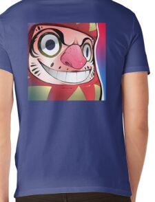 Daruma Trip Mens V-Neck T-Shirt