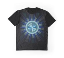 Abstract technology computer generated fractal  Graphic T-Shirt