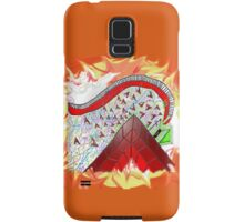 Humanity Rounding the CORNER toward the FINAL Solution to Global Warming Samsung Galaxy Case/Skin