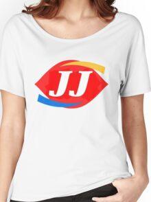 "JordanJoMo ""DQ"" Women's Relaxed Fit T-Shirt"