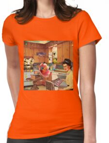 Cookin' Up Dope Womens Fitted T-Shirt