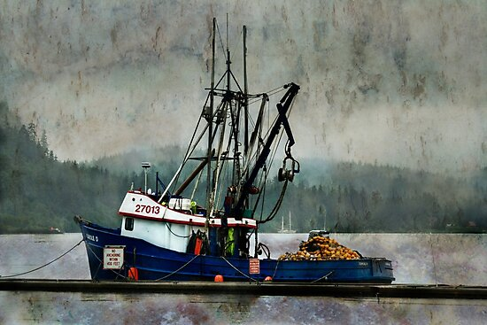 Awaiting the Catch by Randy Turnbow