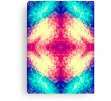 Crystallizations Canvas Print