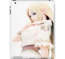 Goddess of Destruction - Lineage Elf  iPad Case/Skin