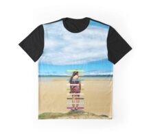 Travellers Eyes III Graphic T-Shirt