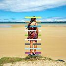 Travellers Eyes III by James McKenzie