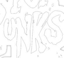 Pop Punk Not Dead Sticker