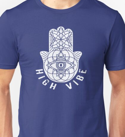 high five mandala Unisex T-Shirt