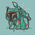 Bulba Fett by Jonah Block