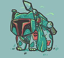 Bulba Fett by Jonah Block