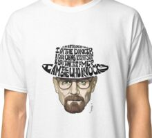 I am The Danger! Classic T-Shirt