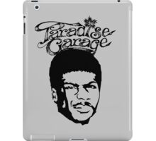 larry levan paradise garage iPad Case/Skin
