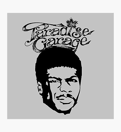 larry levan paradise garage Photographic Print