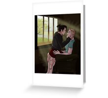 they are in LOVE Greeting Card