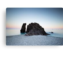 The Ligurian Sea  Canvas Print