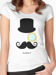 I'm So Fancy Women's Fitted Scoop T-Shirt