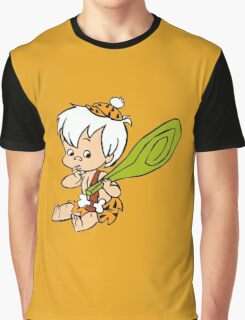 The Flintstones Bamm-Bamm Rubble Graphic T-Shirt